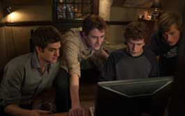 The Social Network - 8 x 10 Color Photo #35