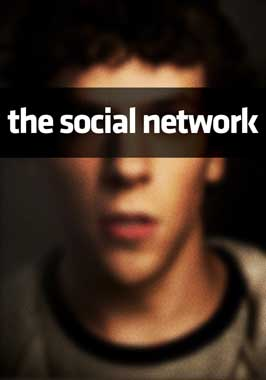 The Social Network - 43 x 62 Movie Poster - Bus Shelter Style B