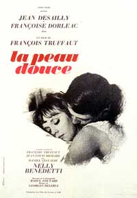 The Soft Skin - 11 x 17 Movie Poster - French Style A