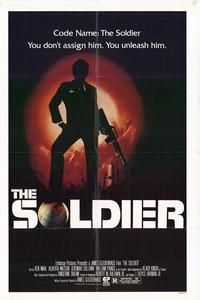 The Soldier - 11 x 17 Movie Poster - Style A