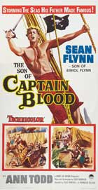 Son of Captain Blood - 11 x 17 Movie Poster - Style C