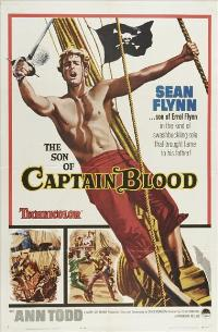 Son of Captain Blood - 11 x 17 Movie Poster - Style B