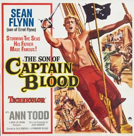 Son of Captain Blood - 30 x 30 Movie Poster - Style A