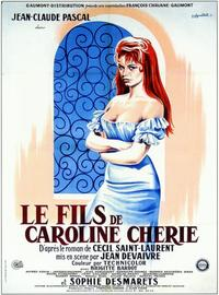 The Son of Dear Caroline - 11 x 17 Movie Poster - French Style A