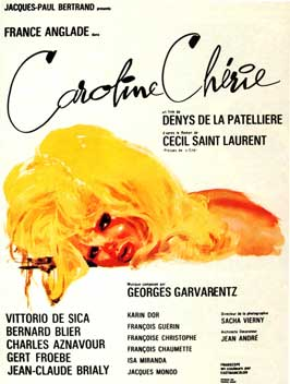 The Son of Dear Caroline - 11 x 17 Movie Poster - French Style B