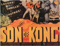 Son of Kong, The - 11 x 14 Movie Poster - Style A