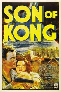 Son of Kong, The - 11 x 17 Movie Poster - Style C