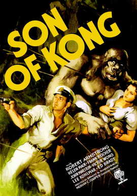 Son of Kong, The - 27 x 40 Movie Poster - Style B