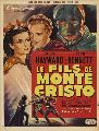 The Son of Monte Cristo - 27 x 40 Movie Poster - Belgian Style A
