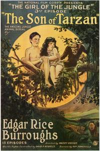 The Son of Tarzan - 11 x 17 Movie Poster - Style A