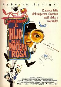 Son of the Pink Panther - 27 x 40 Movie Poster - Spanish Style A
