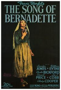The Song of Bernadette - 27 x 40 Movie Poster - Style A