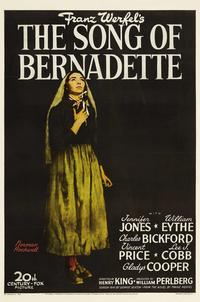 The Song of Bernadette - 27 x 40 Movie Poster - Style B