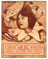 The Song of Songs - 11 x 17 Movie Poster - Spanish Style A