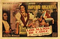 The Songstress - 11 x 17 Movie Poster - Spanish Style B