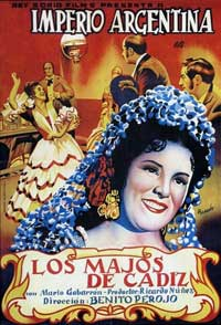 The Songstress - 11 x 17 Movie Poster - Spanish Style C