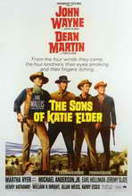 Sons of Katie Elder - 27 x 40 Movie Poster - Style A