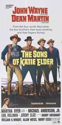 Sons of Katie Elder - 20 x 40 Movie Poster - Style A