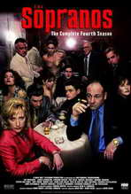 The Sopranos - 27 x 40 TV Poster - Style C