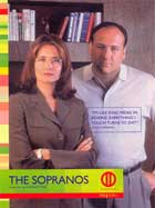 The Sopranos - 11 x 17 TV Poster - Style A