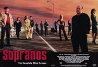 The Sopranos - 11 x 17 TV Poster - Style D