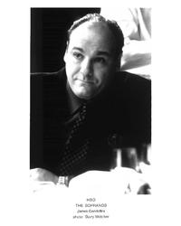 The Sopranos - 8 x 10 B&W Photo #4