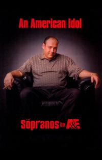 The Sopranos - 11 x 17 TV Poster - Style Q