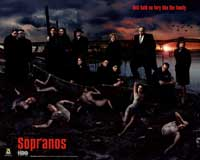 The Sopranos - TV Poster - 16 x 20 - Style D