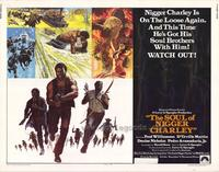 The Soul of Nigger Charley - 22 x 28 Movie Poster - Half Sheet Style A