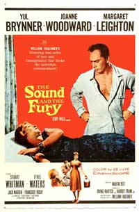 The Sound and the Fury - 27 x 40 Movie Poster - Style A