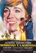 The Sound of Music - 11 x 17 Movie Poster - Spanish Style A