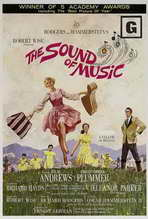 The Sound of Music - 27 x 40 Movie Poster - Style B