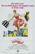 The Sound of Music - 27 x 40 Movie Poster - Style C