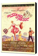 The Sound of Music - 11 x 17 Movie Poster - Style A - Museum Wrapped Canvas