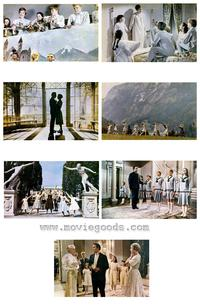 The Sound of Music - Set of 7 - 8 x 10 Color Photos