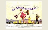 The Sound of Music - 11 x 17 Movie Poster - UK Style A