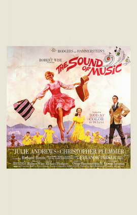 The Sound of Music - 11 x 17 Movie Poster - Style B