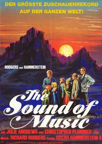The Sound of Music - 11 x 17 Movie Poster - German Style A