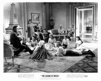 The Sound of Music - 8 x 10 B&W Photo #6