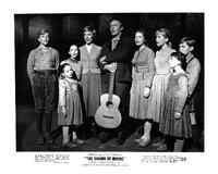 The Sound of Music - 8 x 10 B&W Photo #9