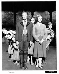 The Sound of Music - 8 x 10 B&W Photo #8