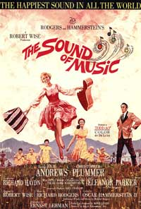 The Sound of Music - 43 x 62 Movie Poster - Bus Shelter Style A
