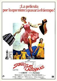 The Sound of Music - 27 x 40 Movie Poster - Spanish Style A