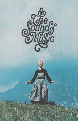 The Sound of Music - 11 x 17 Movie Poster - Style E