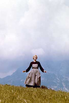 The Sound of Music - 27 x 40 Movie Poster - Style D