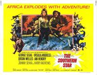 The Southern Star - 11 x 14 Movie Poster - Style A