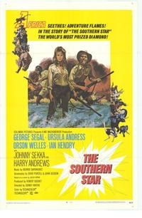 The Southern Star - 11 x 17 Movie Poster - Style A