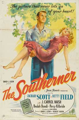 The Southerner - 11 x 17 Movie Poster - Style A