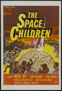 The Space Children - 27 x 40 Movie Poster - Style A