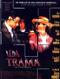 The Spanish Prisoner - 11 x 17 Movie Poster - Spanish Style A